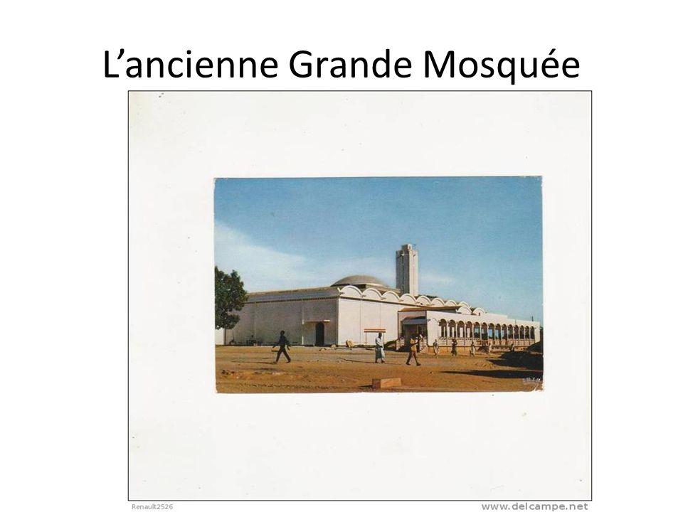 L'ancienne Grande Mosquée