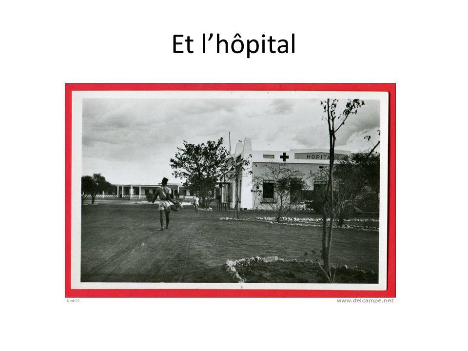 Et l'hôpital