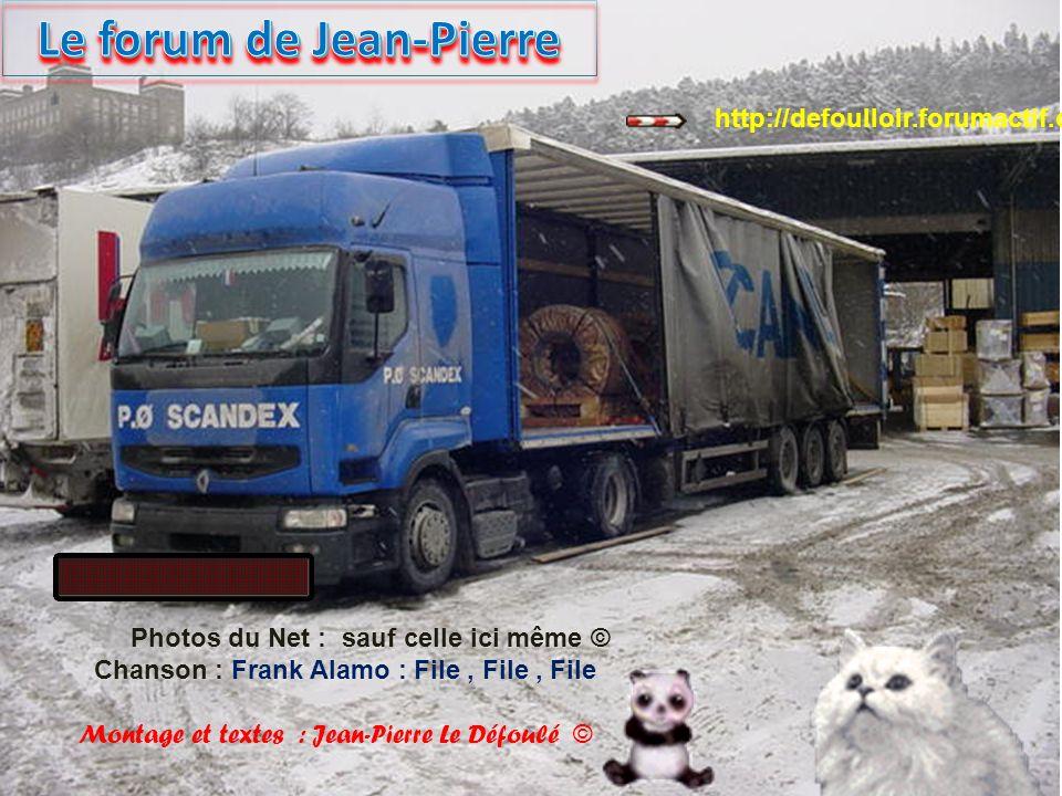 Le forum de Jean-Pierre