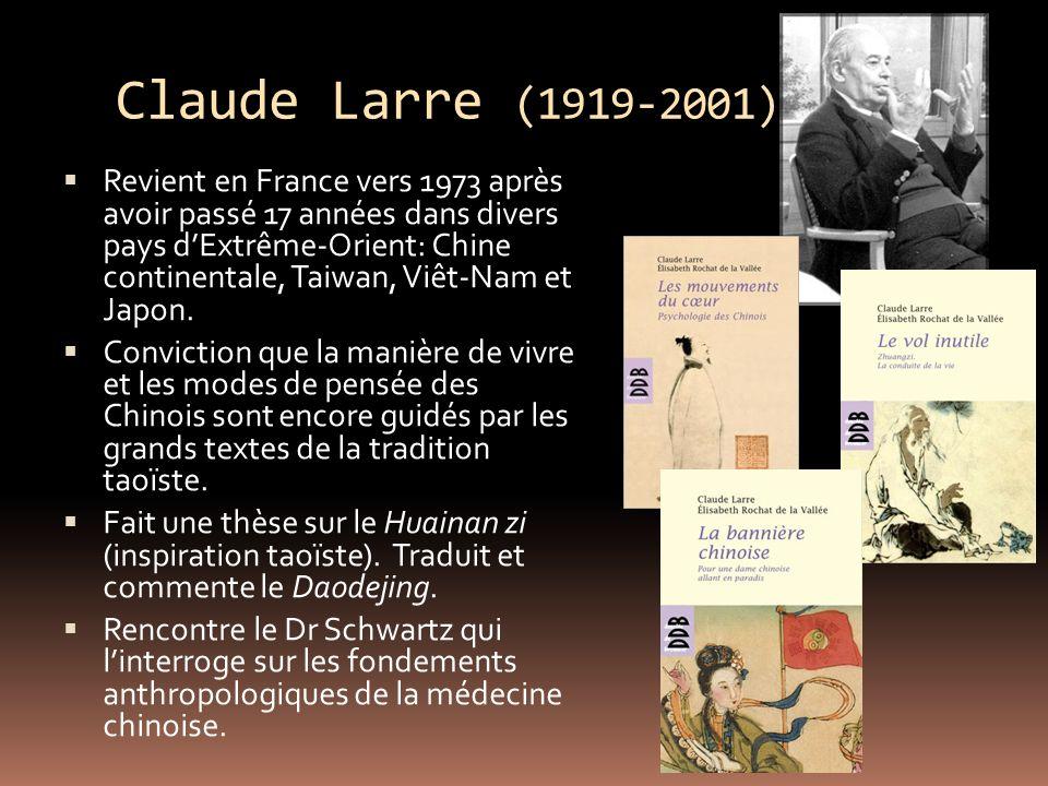 Claude Larre (1919-2001)