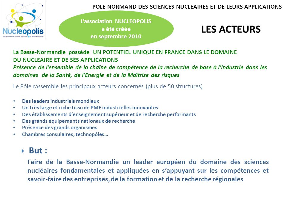 L'association NUCLEOPOLIS