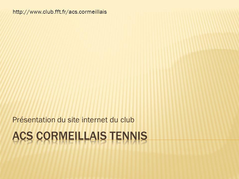 ACS Cormeillais Tennis