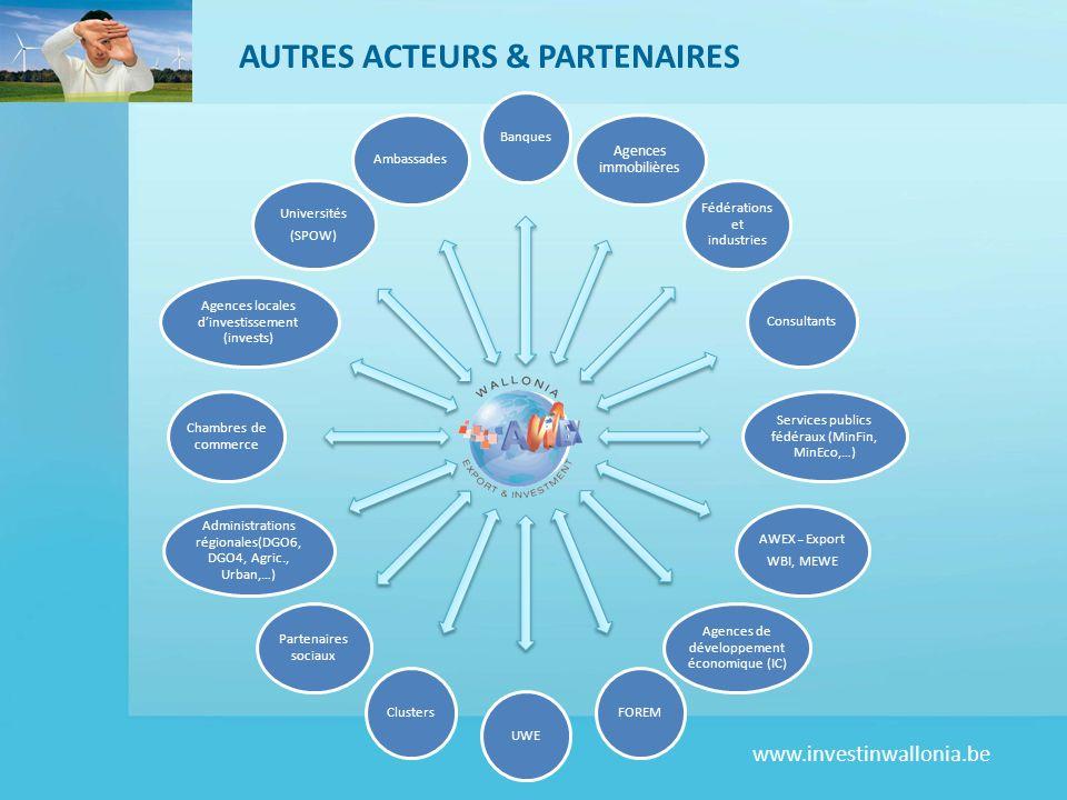 AUTRES ACTEURS & PARTENAIRES