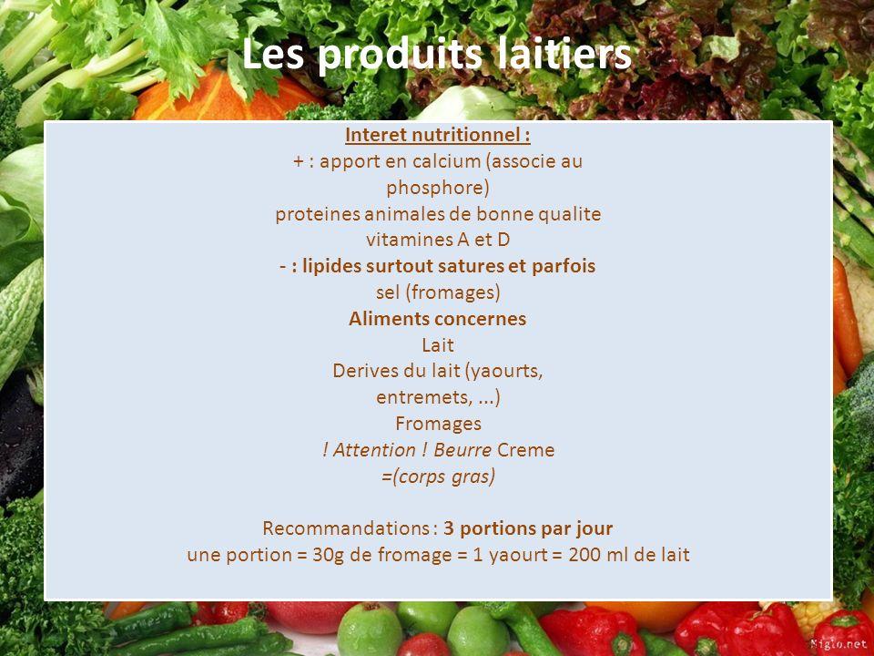les 7 groupes d aliments pdf