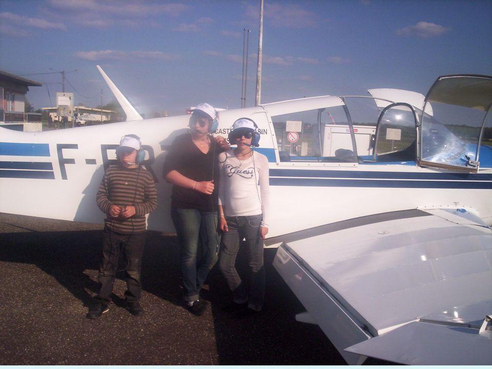 Piloter notre avion Piloter notre avion