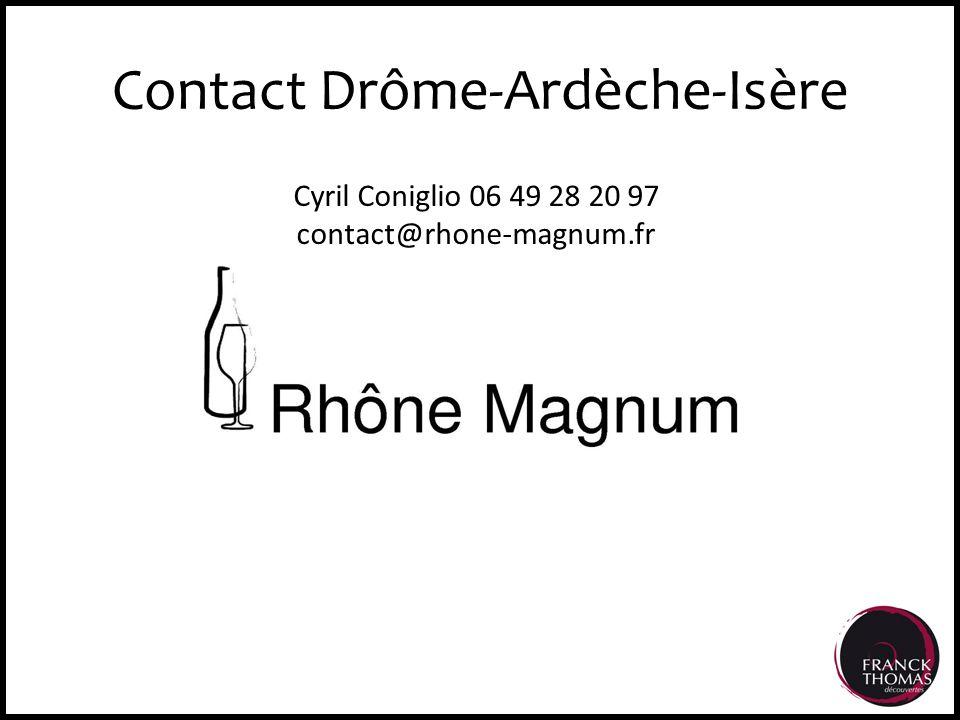 Contact Drôme-Ardèche-Isère