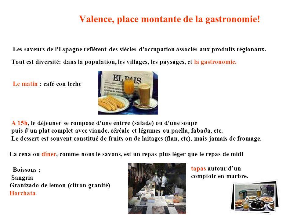 Valence, place montante de la gastronomie!