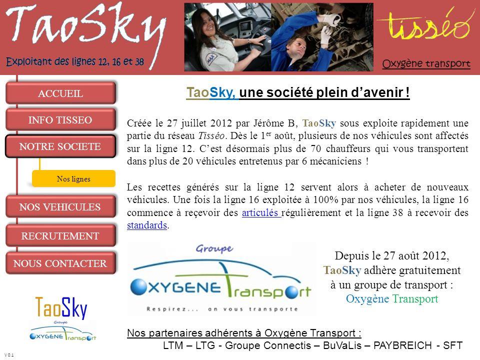TaoSky, une société plein d'avenir !