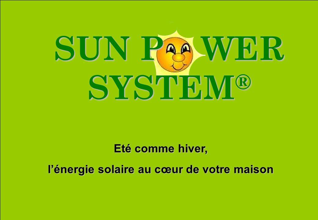 l'énergie solaire au cœur de votre maison