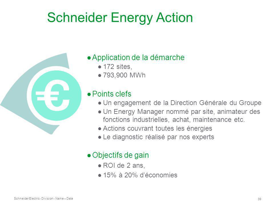 Schneider Energy Action