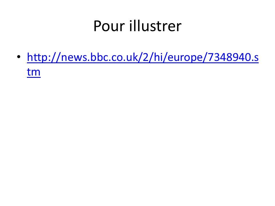 Pour illustrer http://news.bbc.co.uk/2/hi/europe/7348940.stm