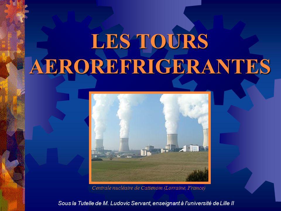 LES TOURS AEROREFRIGERANTES