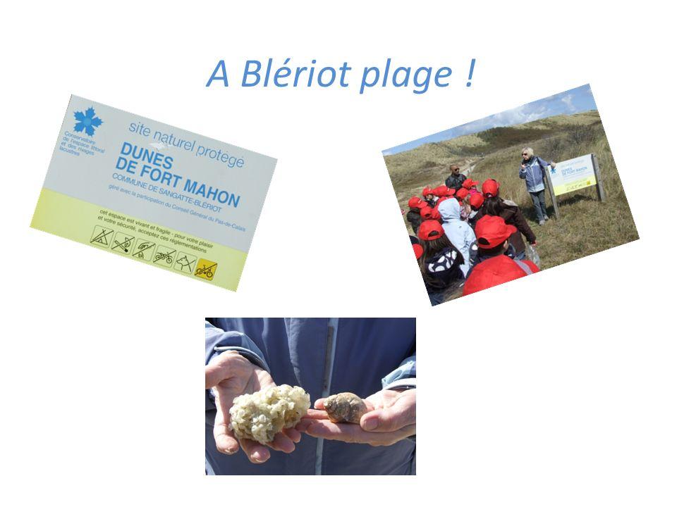 A Blériot plage !