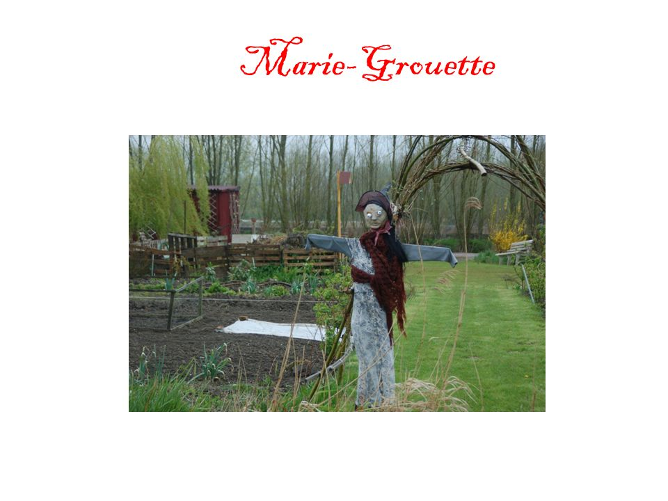 Marie-Grouette