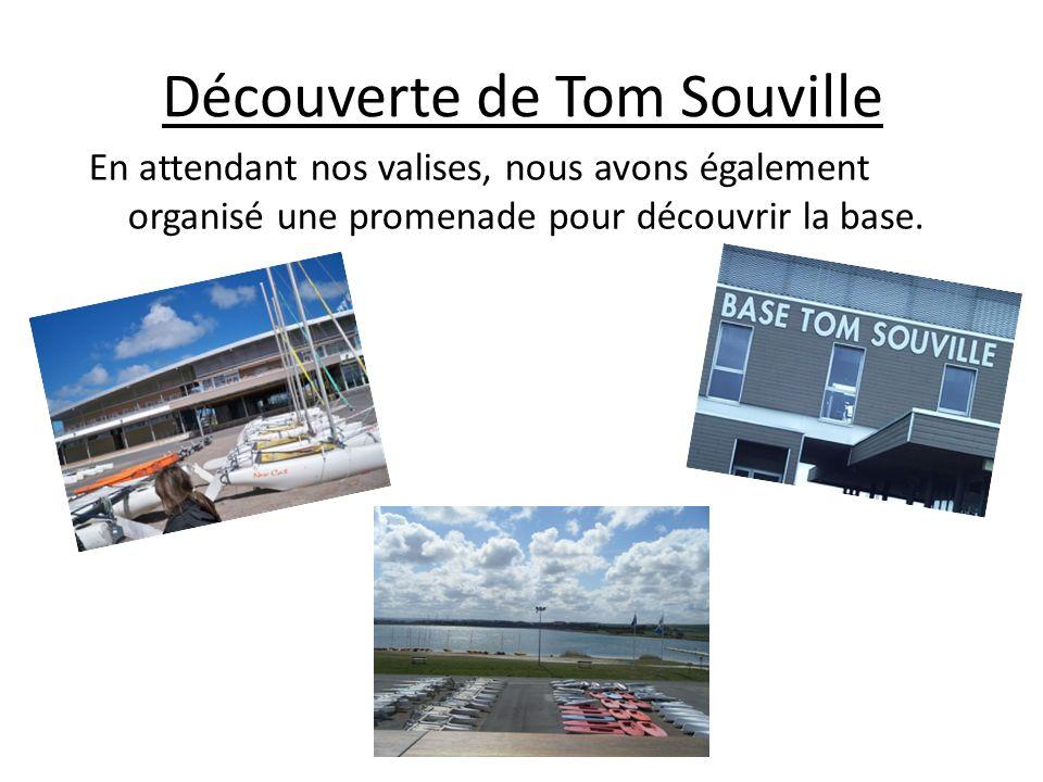 Découverte de Tom Souville