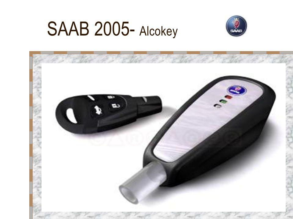 SAAB 2005- Alcokey
