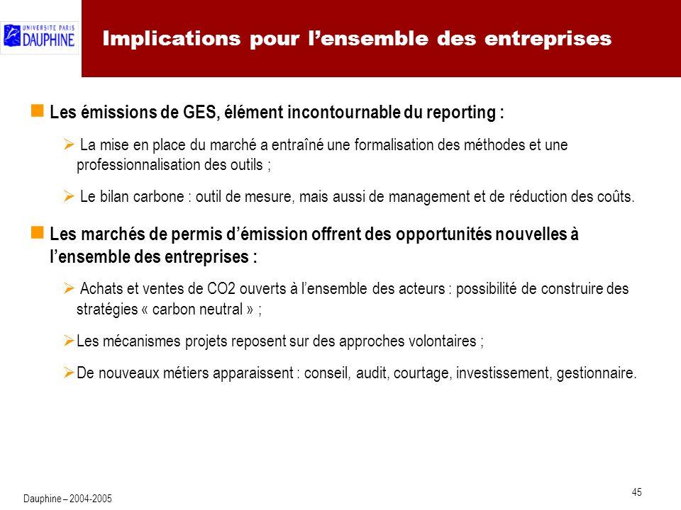 Exemples de stratégies d'entreprises européennes