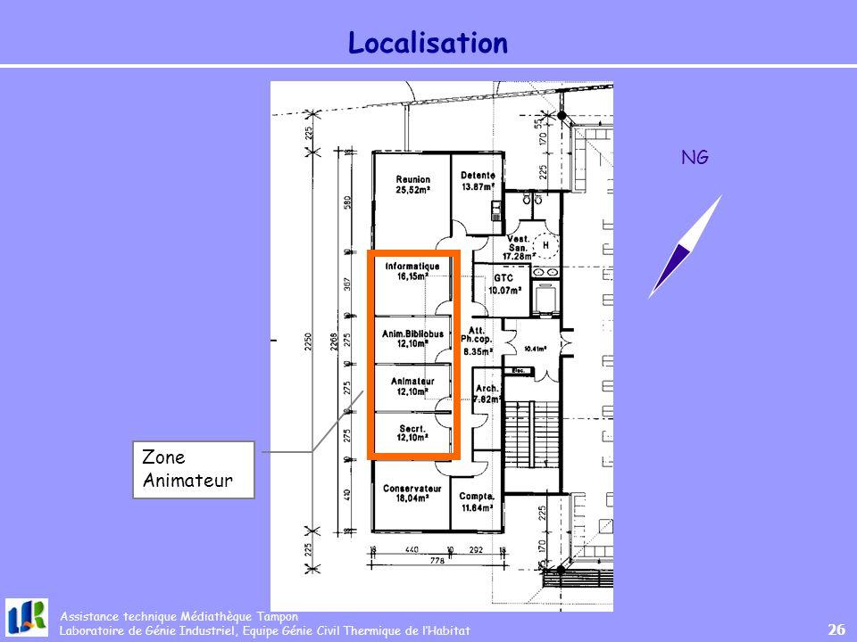Localisation NG Zone Animateur