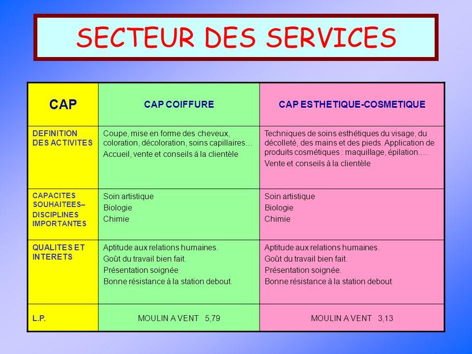 CAP ESTHETIQUE-COSMETIQUE