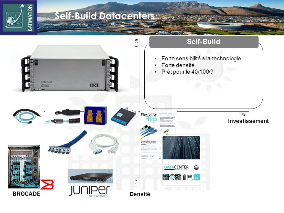Self-Build Datacenters