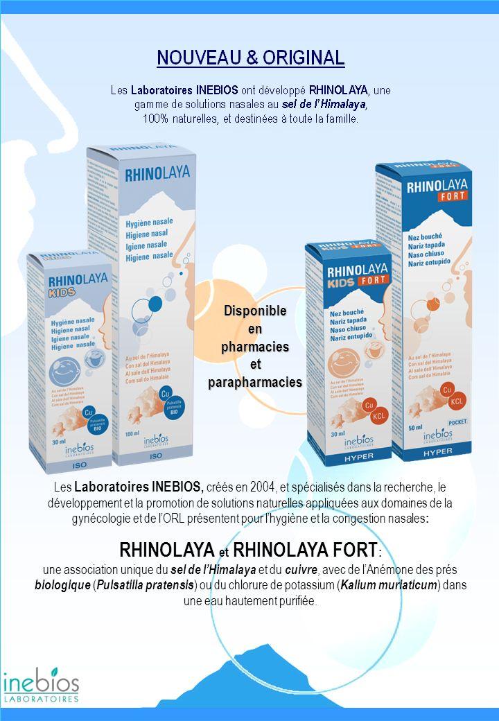 RHINOLAYA et RHINOLAYA FORT: