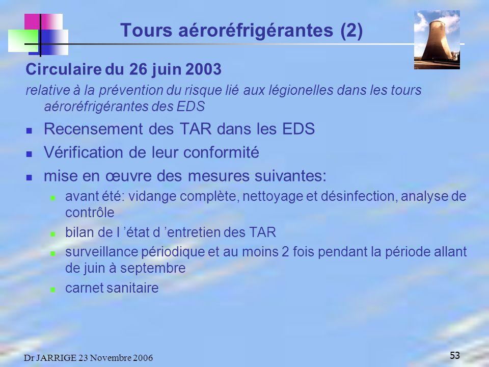 Tours aéroréfrigérantes (2)