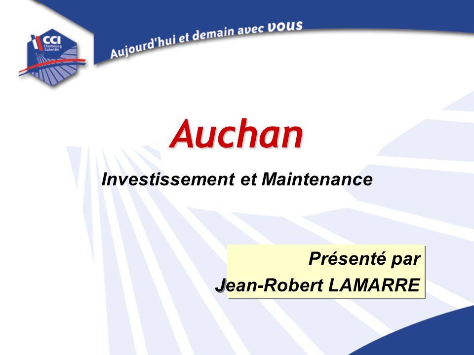 Investissement et Maintenance