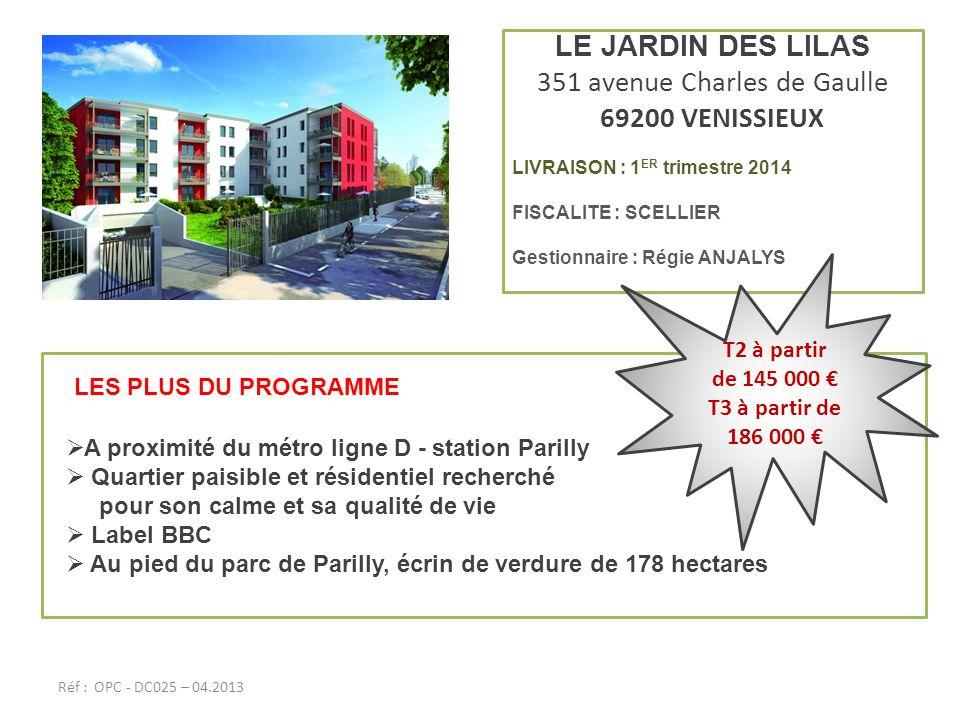 351 avenue Charles de Gaulle