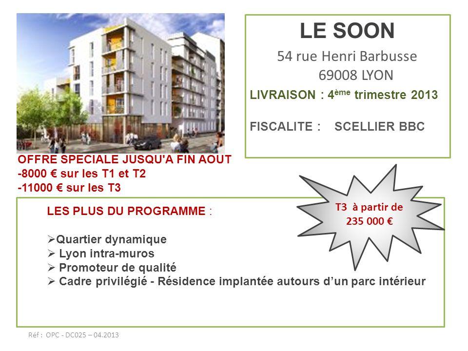 54 rue Henri Barbusse 69008 LYON
