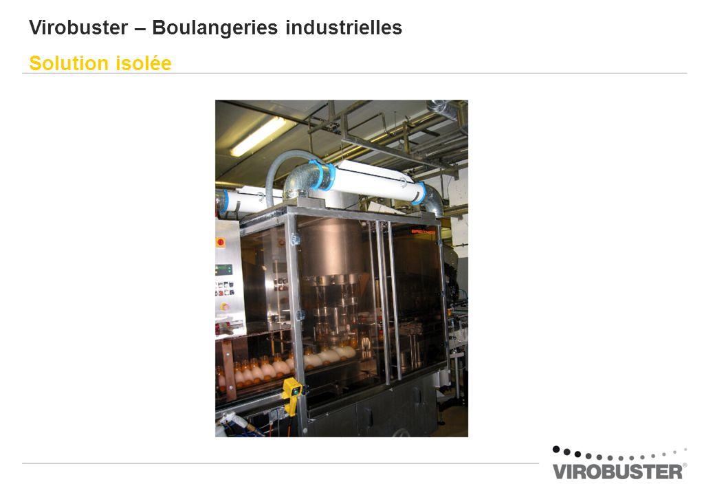 Virobuster – Boulangeries industrielles