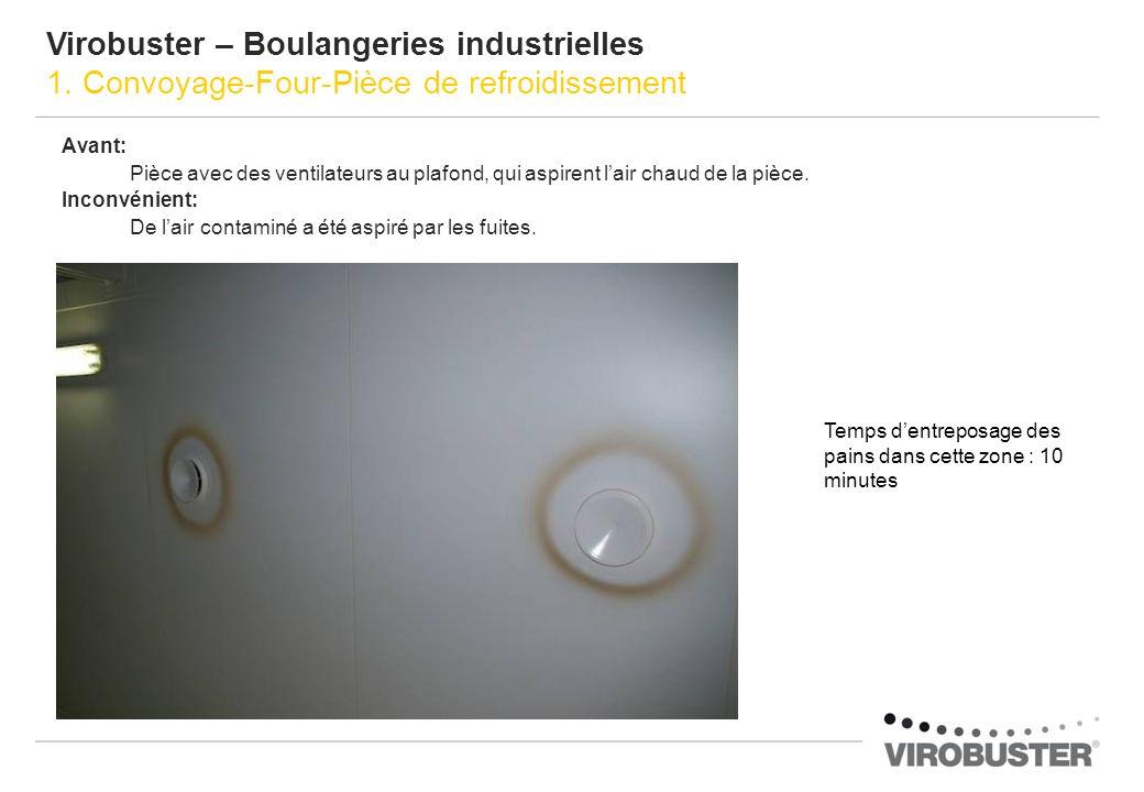 Virobuster – Boulangeries industrielles 1