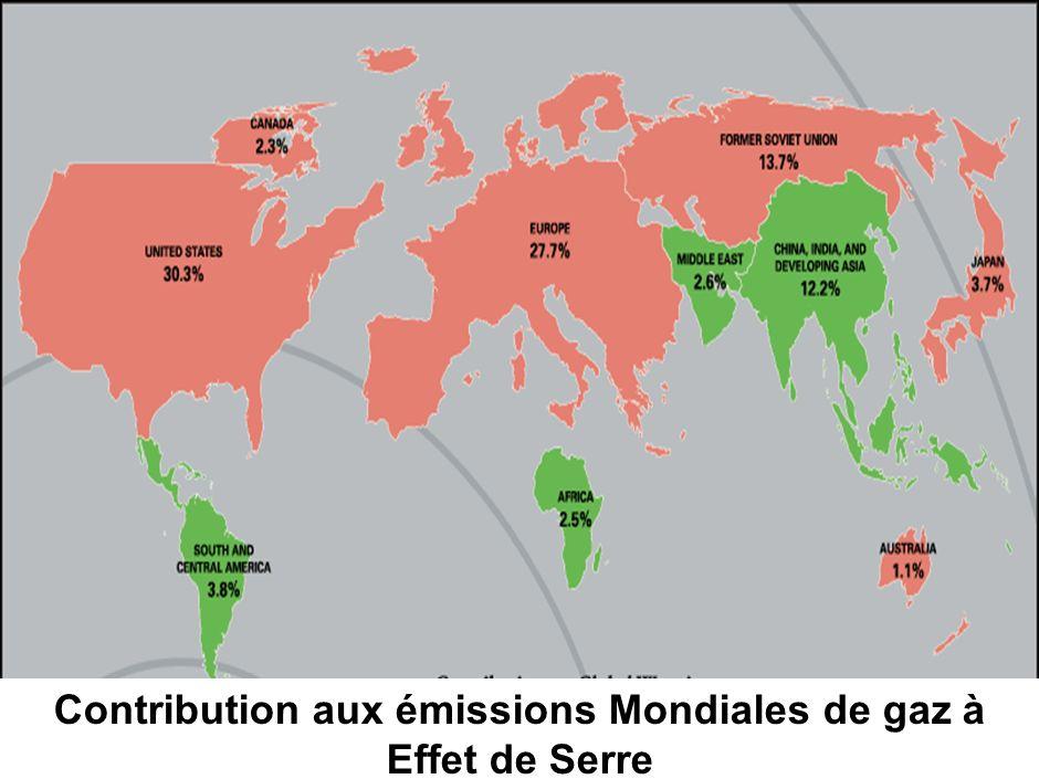 Novembre 2007: Le PNUD publie le Rapport Mondial sur le Développement Humain & Le Changement Climatique.