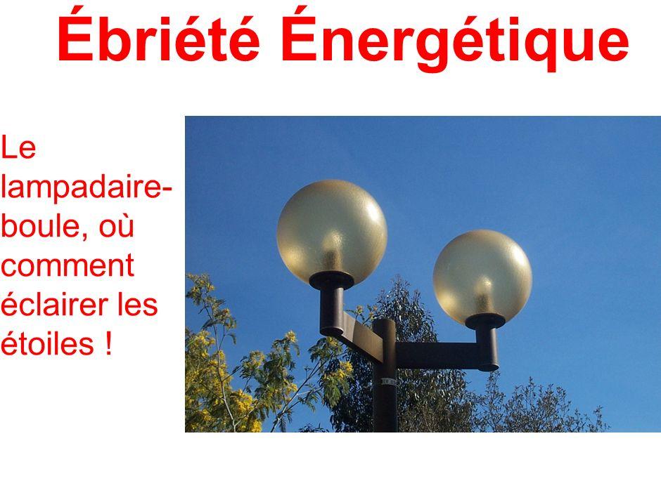 Ébriété Énergétique: Des bâtiments inutilement énergivores