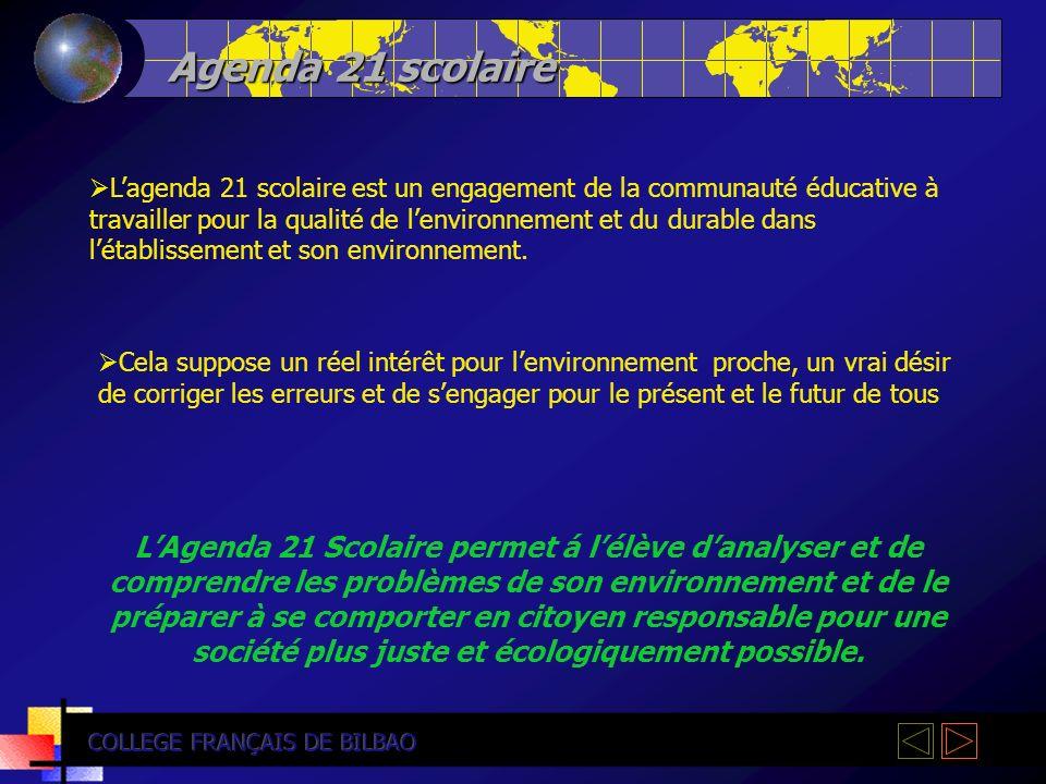 Agenda 21 scolaire