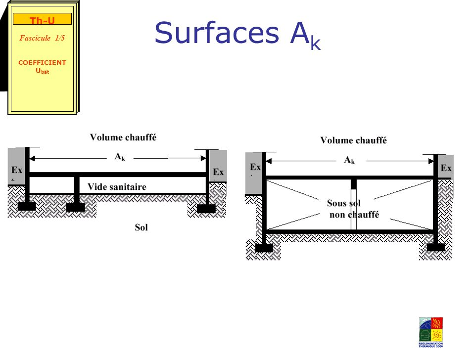 Surfaces Ak Th-U Fascicule 1/5