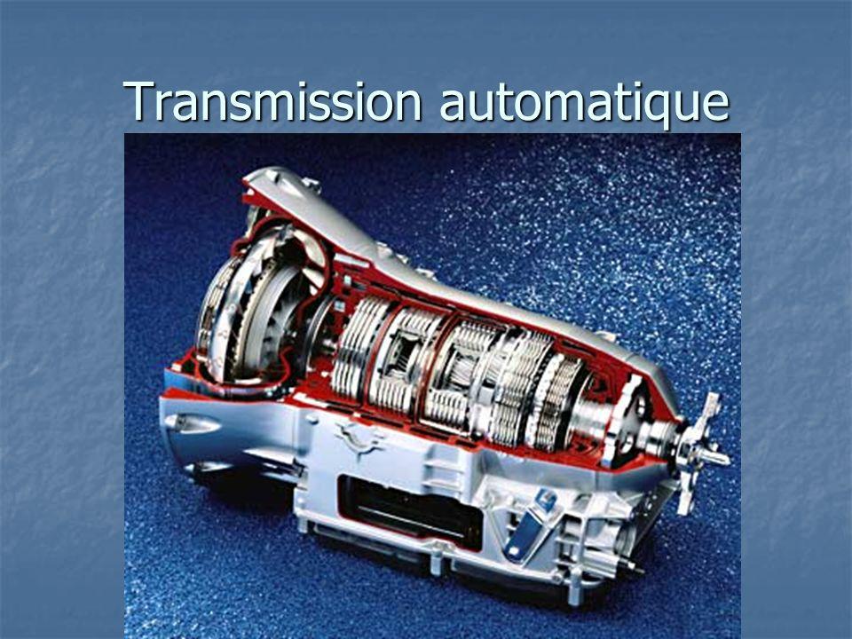 Transmission automatique