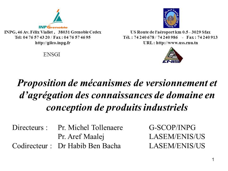 INPG, 46 Av. Félix Viallet , 38031 Grenoble Cedex