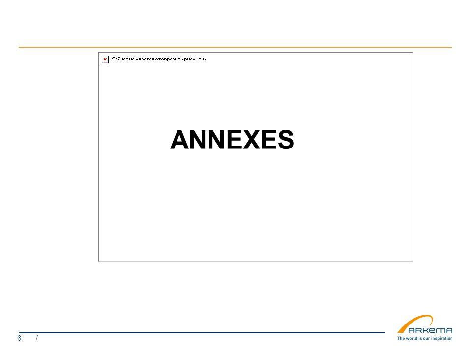 ANNEXES 6 /