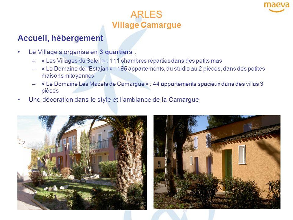 ARLES Village Camargue