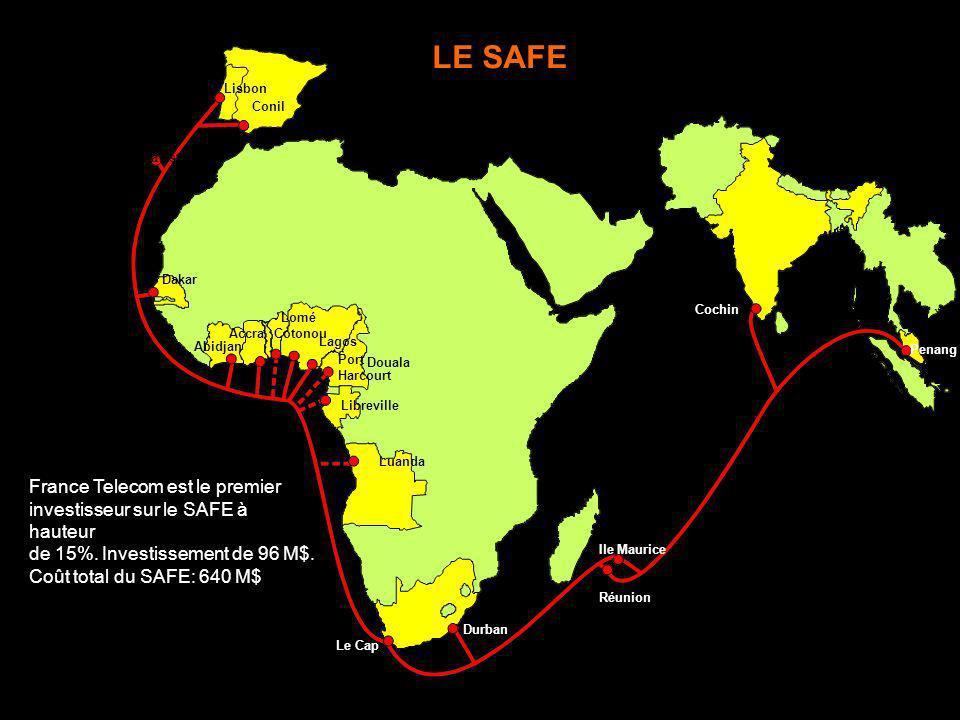 LE SAFE France Telecom est le premier