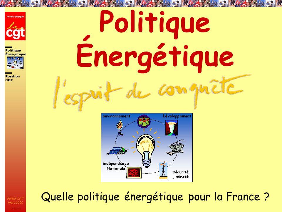 Politique Énergétique