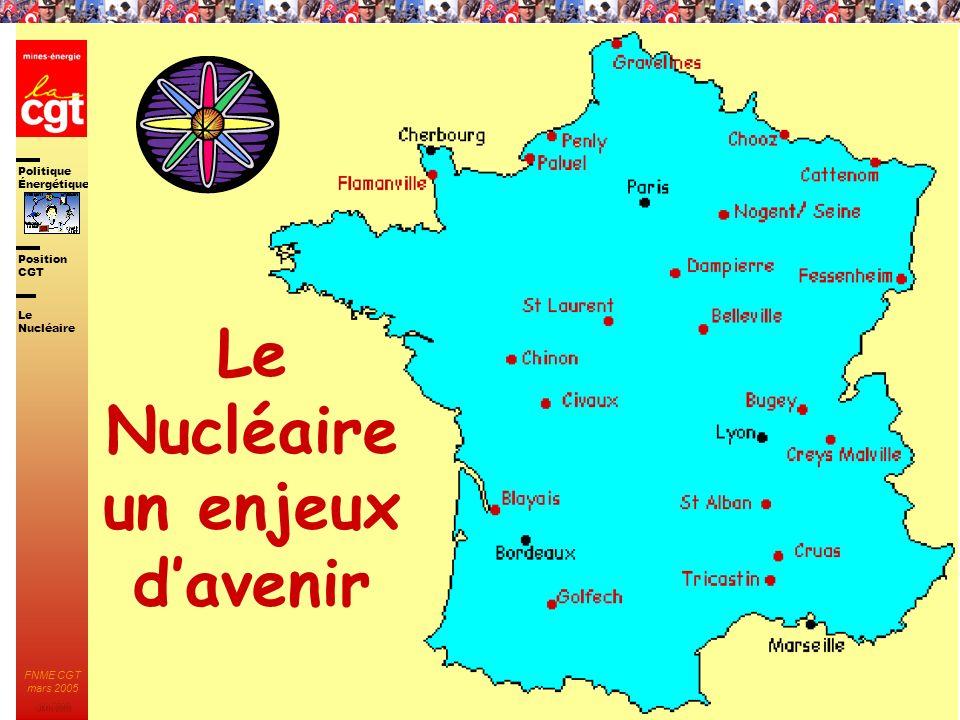 Le Nucléaire un enjeux d'avenir