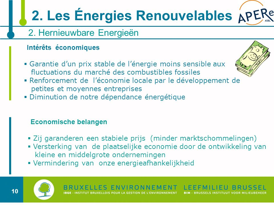 2. Les Énergies Renouvelables