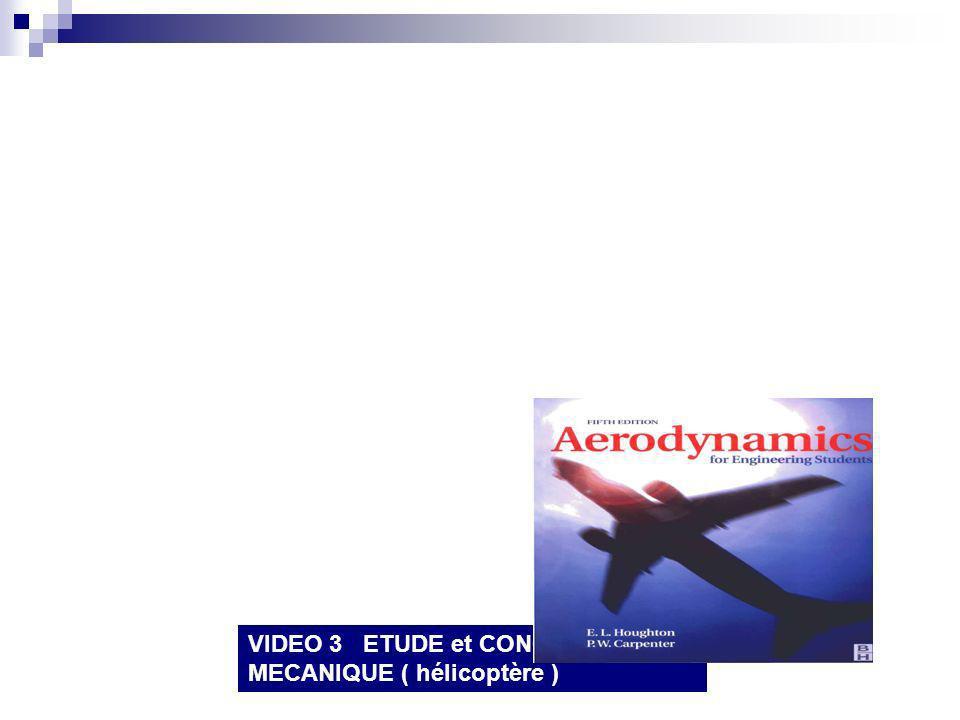 VIDEO 3 ETUDE et CONCEPTION MECANIQUE ( hélicoptère )