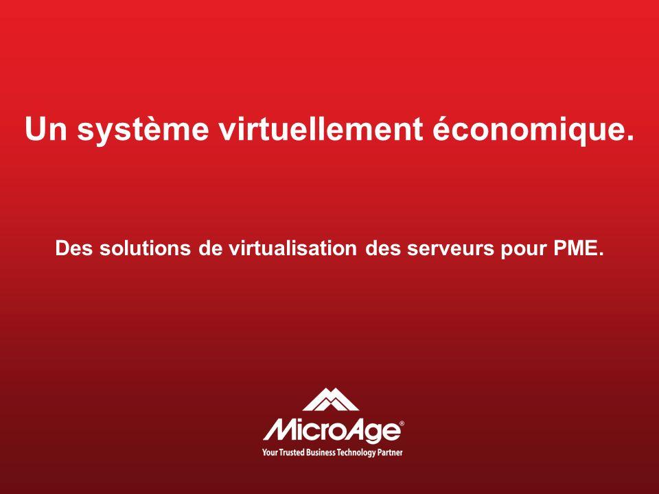 Un système virtuellement économique.