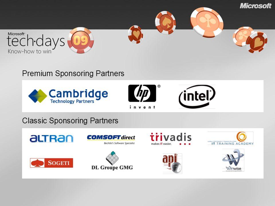 Premium Sponsoring Partners