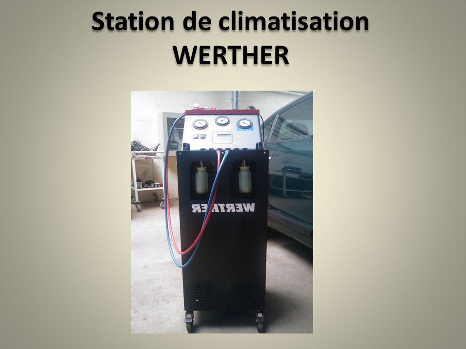 Station de climatisation WERTHER