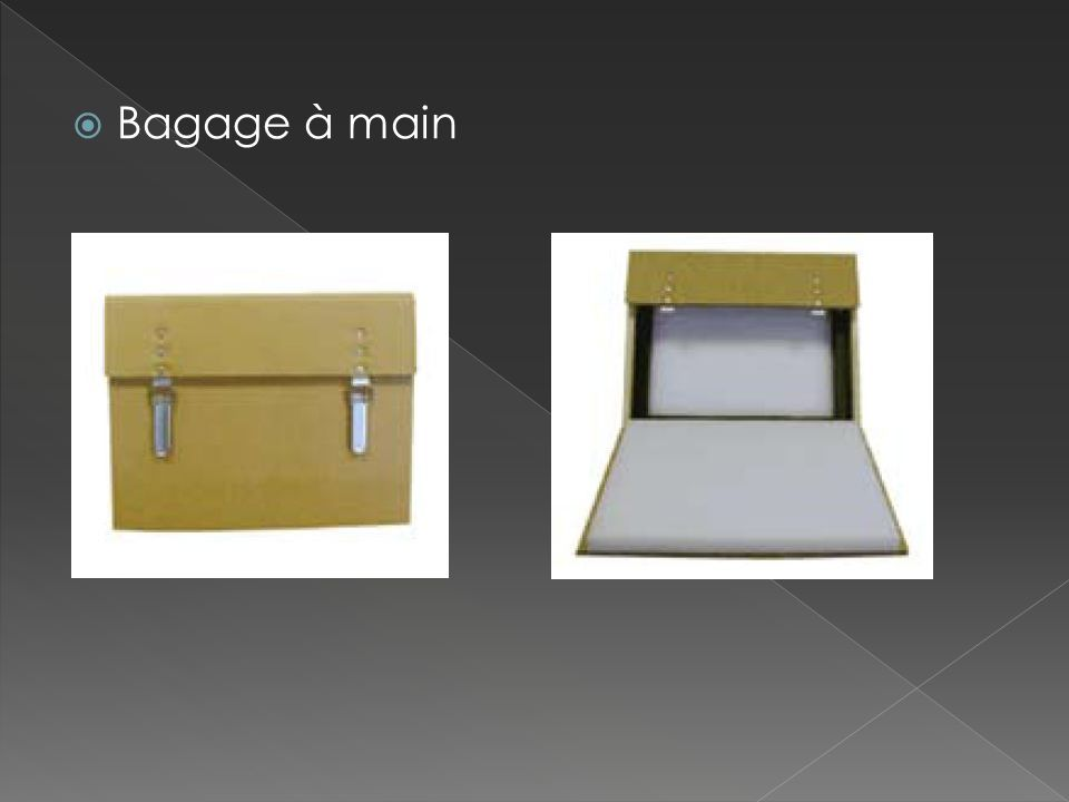 Bagage à main Bijoux, manuscrit…