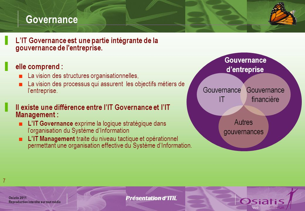 Gouvernance financière