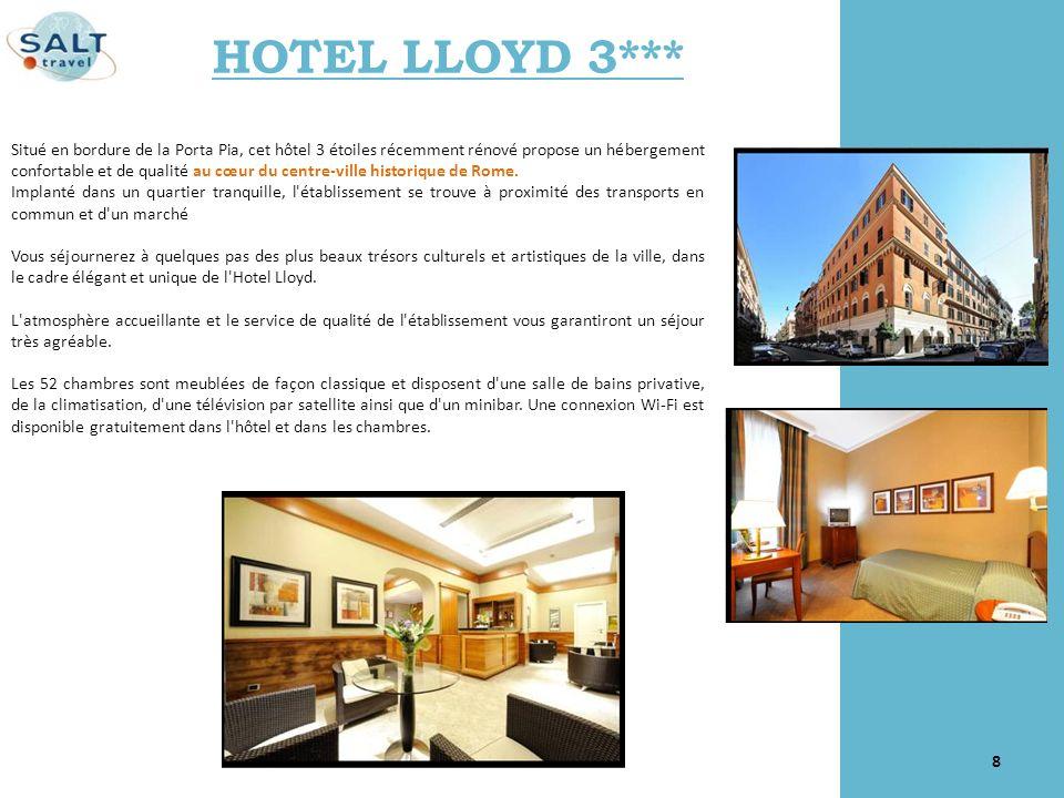 HOTEL LLOYD 3***